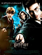 Harry Potter and the Order of the Phoenix - French Movie Poster (xs thumbnail)
