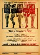 The Opposite Sex - Movie Poster (xs thumbnail)