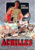 L'ira di Achille - German Movie Poster (xs thumbnail)
