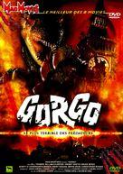 Gorgo - French DVD movie cover (xs thumbnail)
