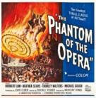 The Phantom of the Opera - Movie Poster (xs thumbnail)