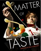 A Matter of Taste: Serving Up Paul Liebrandt - Movie Cover (xs thumbnail)