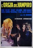 Brain of Blood - Italian Movie Poster (xs thumbnail)
