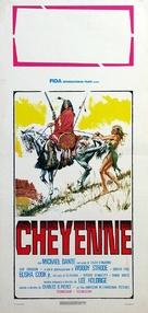 Winterhawk - Italian Movie Poster (xs thumbnail)