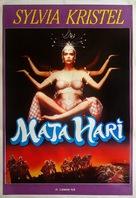 Mata Hari - Turkish Movie Poster (xs thumbnail)