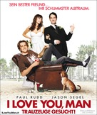 I Love You, Man - Swiss Movie Poster (xs thumbnail)