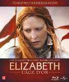 Elizabeth: The Golden Age - Belgian Blu-Ray cover (xs thumbnail)