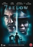 Seven Below - Danish DVD movie cover (xs thumbnail)