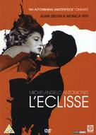 L'eclisse - British DVD movie cover (xs thumbnail)