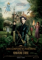 Miss Peregrine's Home for Peculiar Children - Slovenian Movie Poster (xs thumbnail)