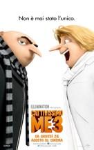 Despicable Me 3 - Italian Movie Poster (xs thumbnail)