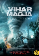 Into the Storm - Hungarian Movie Poster (xs thumbnail)