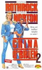 China O'Brien 2 - German VHS movie cover (xs thumbnail)