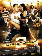 StreetDance 2 - French Movie Poster (xs thumbnail)