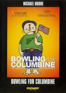 Bowling for Columbine - Czech Movie Cover (xs thumbnail)