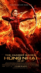 The Hunger Games: Mockingjay - Part 2 - Vietnamese Movie Poster (xs thumbnail)