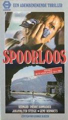 Spoorloos - Dutch VHS cover (xs thumbnail)