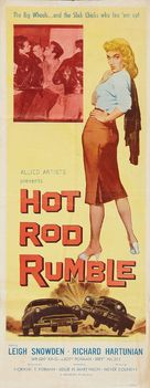 Hot Rod Rumble - Movie Poster (xs thumbnail)