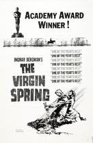 Jungfrukällan - Movie Poster (xs thumbnail)