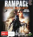 Rampage: Capital Punishment - Australian Movie Cover (xs thumbnail)
