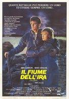 The River - Italian Movie Poster (xs thumbnail)