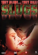 Slugs, muerte viscosa - Dutch DVD movie cover (xs thumbnail)