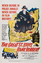 The Great St. Louis Bank Robbery - Movie Poster (xs thumbnail)