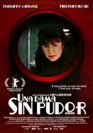 Irina Palm - Mexican Movie Poster (xs thumbnail)