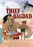 The Thief of Bagdad - DVD cover (xs thumbnail)