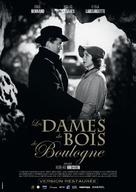 Dames du Bois de Boulogne, Les - French Re-release movie poster (xs thumbnail)
