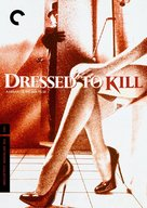 Dressed to Kill - DVD movie cover (xs thumbnail)