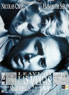 Leaving Las Vegas - French Movie Poster (xs thumbnail)