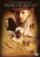 Hidalgo - Brazilian DVD movie cover (xs thumbnail)