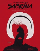 """Chilling Adventures of Sabrina"" - Argentinian Movie Poster (xs thumbnail)"