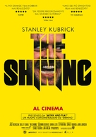 The Shining - Italian Re-release movie poster (xs thumbnail)
