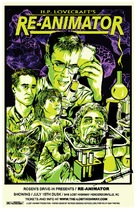 Re-Animator - Re-release poster (xs thumbnail)