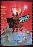 Heavy Metal 1981 Movie Posters