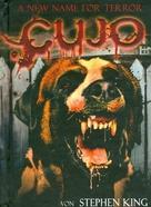 Cujo - German Blu-Ray cover (xs thumbnail)