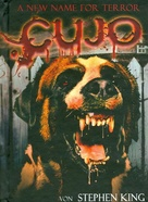 Cujo - German Blu-Ray movie cover (xs thumbnail)
