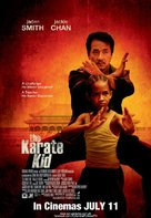 The Karate Kid - Philippine Movie Poster (xs thumbnail)