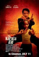 The Karate Kid - Philippine Movie Poster (xs thumbnail)