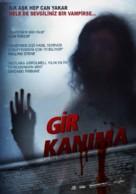 Låt den rätte komma in - Turkish Movie Poster (xs thumbnail)
