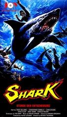 La notte degli squali - German VHS cover (xs thumbnail)