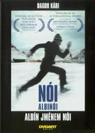 Nói albínói - Czech DVD movie cover (xs thumbnail)