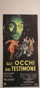 The Great St. Louis Bank Robbery - Italian Movie Poster (xs thumbnail)