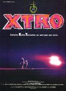 Xtro - French Movie Poster (xs thumbnail)