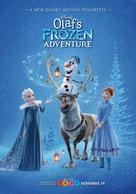 Olaf's Frozen Adventure - South African Movie Poster (xs thumbnail)