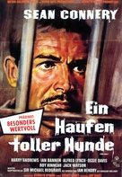 The Hill - German Movie Poster (xs thumbnail)