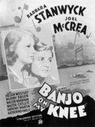 Banjo on My Knee - Movie Poster (xs thumbnail)