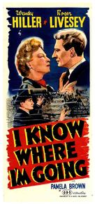 'I Know Where I'm Going!' - Movie Poster (xs thumbnail)